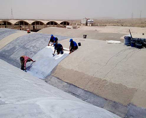Roof Water Proofing Services Karachi